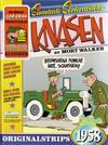 Cover for De bästa serierna (Semic, 1986 series) #1986, Knasen [3]