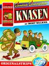 Cover for De bästa serierna (Semic, 1986 series) #1987, Knasen [5]