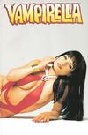 Cover for Vampirella (Harris Comics, 2001 series) #10 [Limited Edition Model Photo Cover]