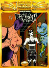 Cover for Schwermetall präsentiert (Kunst der Comics / Alpha, 1986 series) #3 - Charles Burns - El Borbah