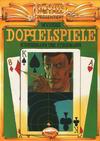 Cover for Schwermetall präsentiert (Kunst der Comics / Alpha, 1986 series) #6 - Doppelspiele 1 - Schneemann und Strohmann