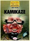 Cover for Schwermetall präsentiert (Kunst der Comics / Alpha, 1986 series) #8 - Kamikaze