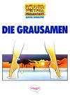 Cover for Schwermetall präsentiert (Kunst der Comics / Alpha, 1986 series) #10 - Die Grausamen