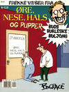 Cover for Humoralbum (Bladkompaniet / Schibsted, 2001 series) #1/2001 - Buds burleske buljong