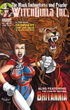 Cover Thumbnail for Witchgirls Inc. (2005 series) #5 [Cover B]