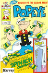 Cover for Popeye (Harvey, 1993 series) #2