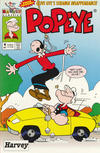 Cover for Popeye (Harvey, 1993 series) #4