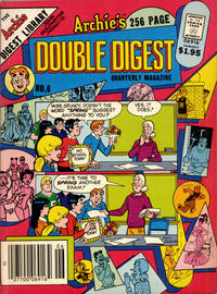 Cover Thumbnail for Archie's Double Digest Quarterly Magazine (Archie, 1982 series) #6
