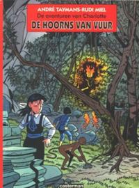 Cover Thumbnail for De avonturen van Charlotte (Casterman, 1994 series) #4