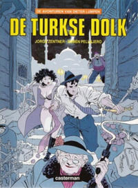 Cover Thumbnail for De avonturen van Dieter Lumpen (Casterman, 1988 series) #4