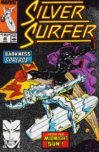 Cover Thumbnail for Silver Surfer (Marvel, 1987 series) #29 [Direct]