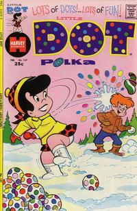 Cover Thumbnail for Little Dot (Harvey, 1953 series) #157