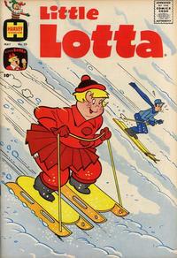 Cover Thumbnail for Little Lotta (Harvey, 1955 series) #35