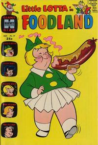 Cover Thumbnail for Little Lotta Foodland (Harvey, 1963 series) #17