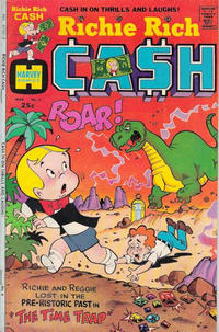 Cover Thumbnail for Richie Rich Cash (Harvey, 1974 series) #4