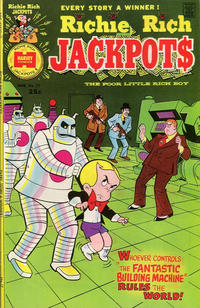 Cover Thumbnail for Richie Rich Jackpots (Harvey, 1972 series) #17