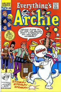 Cover Thumbnail for Everything's Archie (Archie, 1969 series) #147 [Direct]