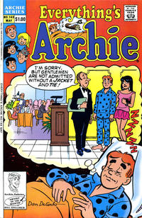 Cover Thumbnail for Everything's Archie (Archie, 1969 series) #149 [Direct]