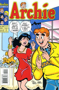 Cover Thumbnail for Archie (Archie, 1959 series) #454