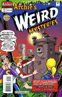 Cover Thumbnail for Archie's Weird Mysteries (Archie, 2000 series) #24 [Direct Edition]