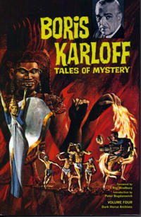 Cover Thumbnail for Boris Karloff Tales of Mystery Archives (Dark Horse, 2009 series) #4