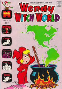 Cover Thumbnail for Wendy Witch World (Harvey, 1961 series) #48