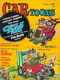 Cover Thumbnail for CARtoons (Petersen Publishing, 1961 series) #79