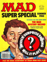 Cover Thumbnail for MAD Special [MAD Super Special] (EC, 1970 series) #31