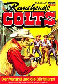 Cover Thumbnail for Rauchende Colts (Bastei Verlag, 1977 series) #9