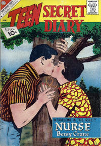 Cover Thumbnail for Teen Secret Diary (Charlton, 1959 series) #11