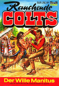 Cover Thumbnail for Rauchende Colts (Bastei Verlag, 1977 series) #29