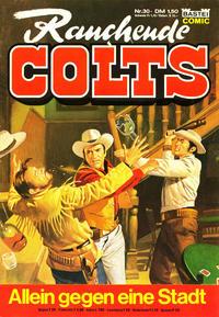 Cover Thumbnail for Rauchende Colts (Bastei Verlag, 1977 series) #30