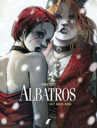Cover Thumbnail for Albatros (Daedalus, 2008 series) #2