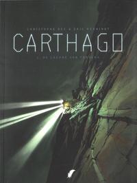 Cover Thumbnail for Carthago (Daedalus, 2007 series) #1 - De lagune van Fortuna