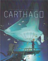 Cover Thumbnail for Carthago (Daedalus, 2007 series) #2 - Challenger Deep