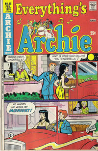 Cover Thumbnail for Everything's Archie (Archie, 1969 series) #45