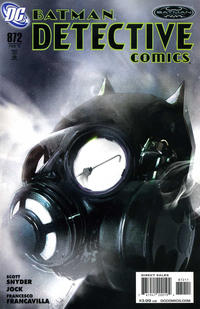 Cover Thumbnail for Detective Comics (DC, 1937 series) #872