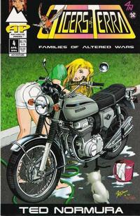 Cover Thumbnail for Tigers of Terra (Antarctic Press, 1993 series) #4