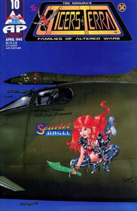 Cover Thumbnail for Tigers of Terra (Antarctic Press, 1993 series) #10