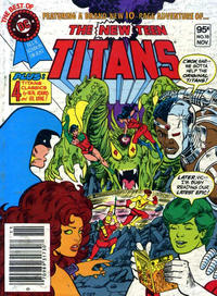 Cover Thumbnail for The Best of DC (DC, 1979 series) #18 [Newsstand]