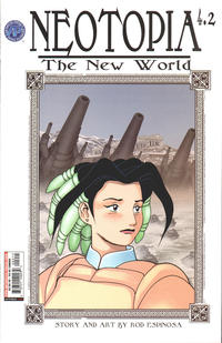 Cover Thumbnail for Neotopia Vol. 4 The New World (Antarctic Press, 2004 series) #2 (4.2)