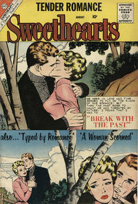 Cover Thumbnail for Sweethearts (Charlton, 1954 series) #55