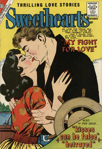 Cover Thumbnail for Sweethearts (Charlton, 1954 series) #57