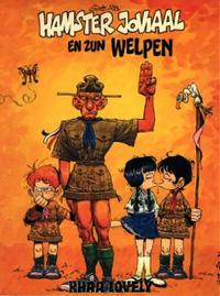 Cover Thumbnail for Hamster Joviaal en zijn welpen (Yendor, 1983 series)