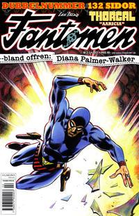 Cover Thumbnail for Fantomen (Egmont, 1997 series) #2-3/2011