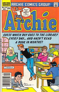 Cover Thumbnail for Archie (Archie, 1959 series) #338