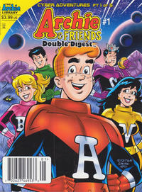 Cover Thumbnail for Archie & Friends Double Digest Magazine (Archie, 2011 series) #1 [Newsstand]