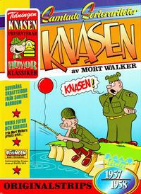 Cover Thumbnail for De bästa serierna (Semic, 1986 series) #1986, Knasen [2]