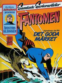 Cover Thumbnail for De bästa serierna (Semic, 1986 series) #1987, Fantomen [6]