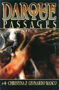 Cover for Darque Passages (Acclaim / Valiant, 1998 series) #4